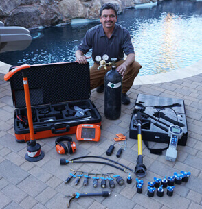 las vegas leak detection
